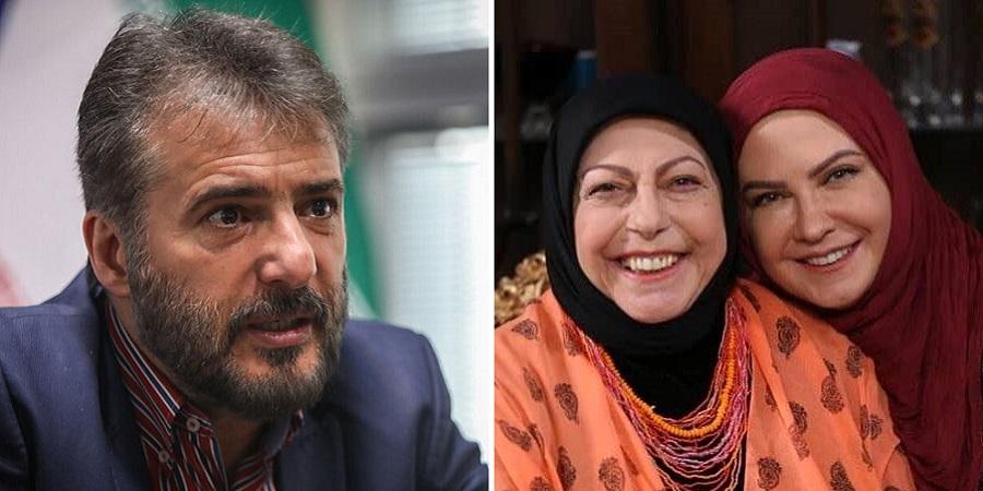 اخبار هنرمندان: از گریه سید جواد هاشمی برای علی سلیمانی تا درگذشت مادر لعیا زنگنه
