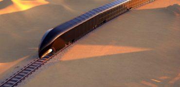 طراحی اولین قطار مجلل خصوصی