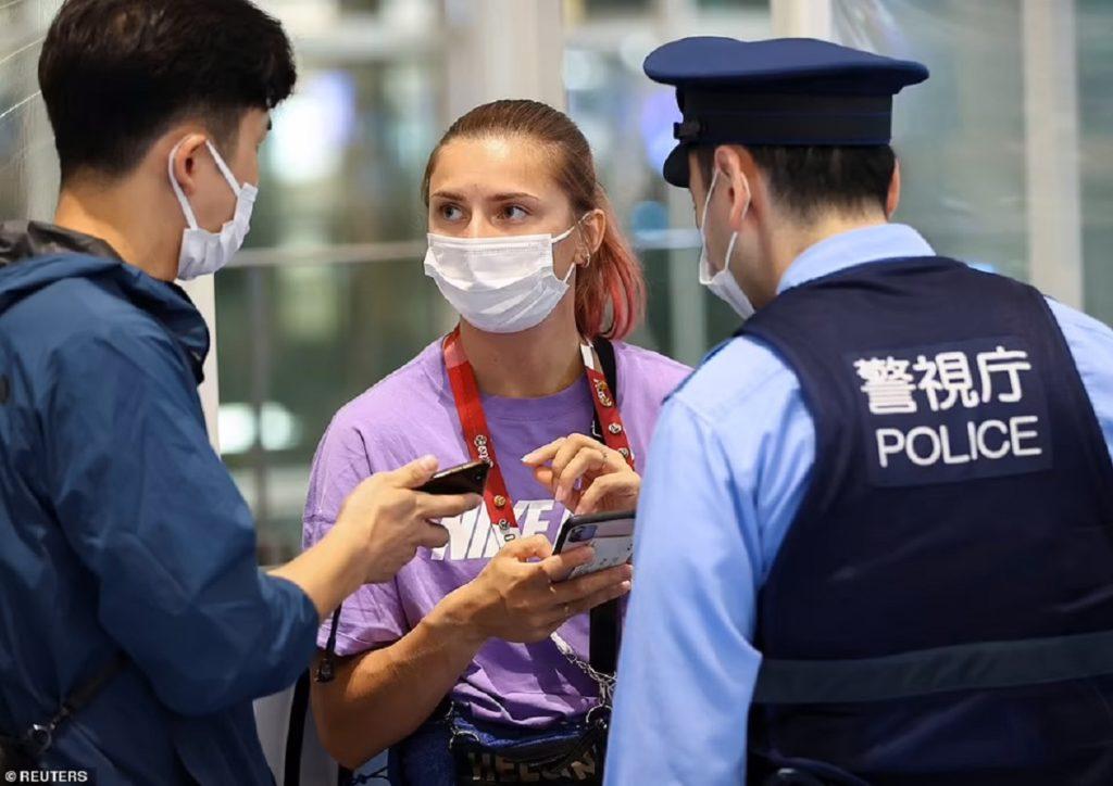 ماجرای درخواست پناهندگی دونده بلاروسی از سفارت اتریش در ژاپن در حاشیه رقابت های المپیک