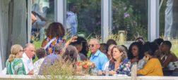 جشن تولد 60 سالگی اوباما