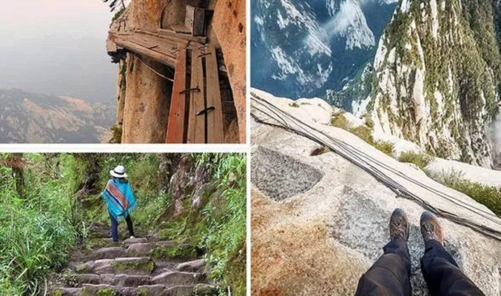 ۵ تا از خطرناک ترین گذرگاه های دنیا را بشناسید
