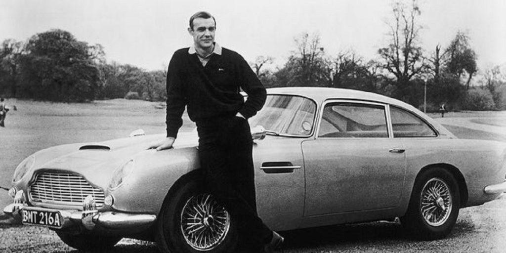ماشین استون مارتین مسروقه جیمز باند پس از ۲۴ سال سر از آسیا در آورد
