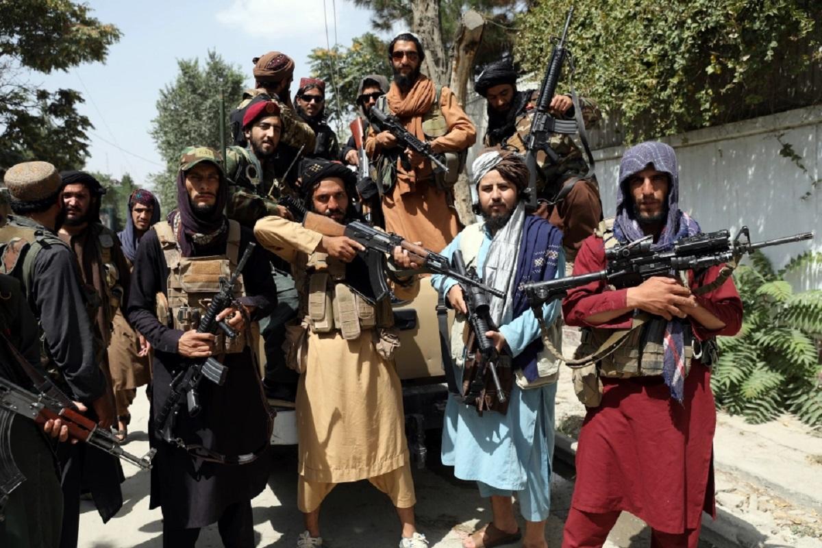 خشونت طالبان علیه زنان