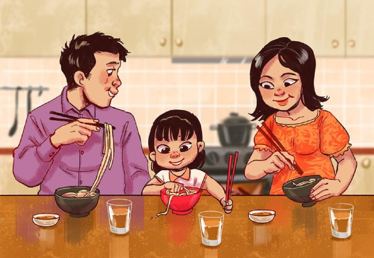 والدین ژاپنی