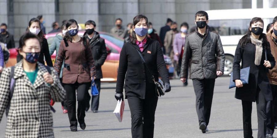 کار اجباری مجازات تخطی از محدودیت های کرونایی در کره شمالی
