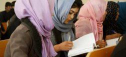 طالبان به زنان اجازه دانشگاه رفتن داد اما کلاس های مختلط را ممنوع کرد