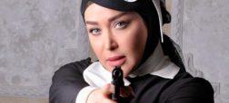 حمله افراد ناشناس به خودروی سارا منجزی پور بازیگر سریال گاندو + ویدئو