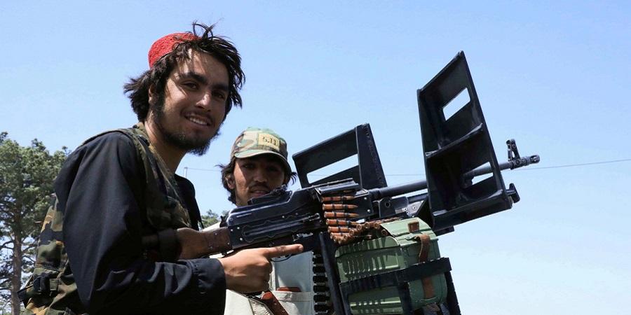 هجوم افغان ها به فرودگاه کابل به دنبال ورود طالبان به پایتخت افغانستان + ویدئو