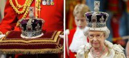 ۱۰ حقیقت جالب درباره تاج ملکه انگلیس که نمی دانستید