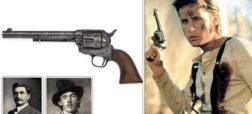 قیمت ۶ میلیون دلاری تپانچه ای که «بیلی دِ کید» یاغی مشهور غرب وحشی را کشت