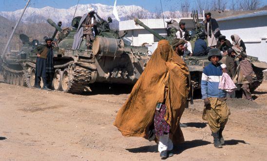 طالبان بعد از نزدیک به 20 سال بار دیگر به کابل بازگشت و بدین ترتیب زمان در افغانستانی که از آن با نام گورستان امپراطوری ها یاد می شود