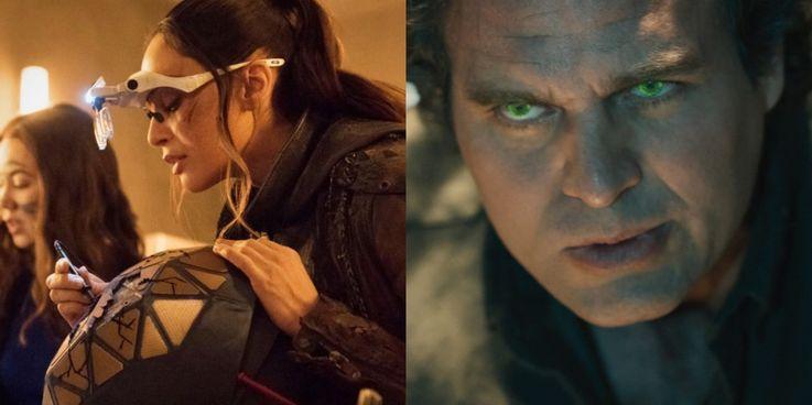 خارج از مبارزه برای نجات بشریت، به نظر می رسد که هیچ شباهتی بین شخصیت های سریال The 100 و قهرمانان دنیای سینمایی مارول وجود نداشته باشد اما در واقع اینطور نیست.