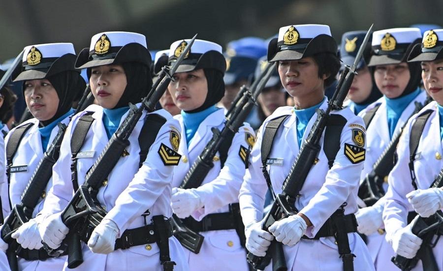 پایان انجام آزمایش باکرگی بر روی سربازان زن در ارتش اندونزی