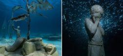 افتتاح یک موزه زیرآبی در اعماق آب های قبرس