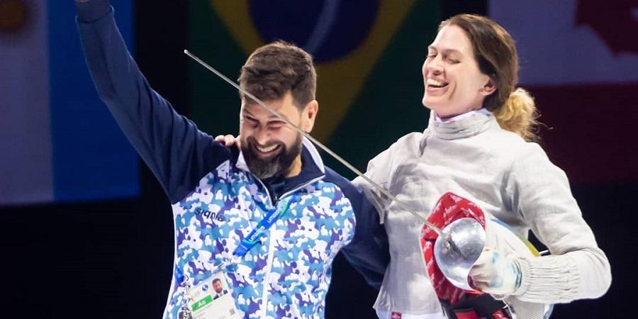 خواستگاری مربی از ورزشکار در المپیک توکیو