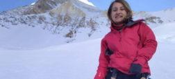 روایت های دردناک از مرگ تراژیک مهری جعفری در کوه های پوبدا در قرقیزستان