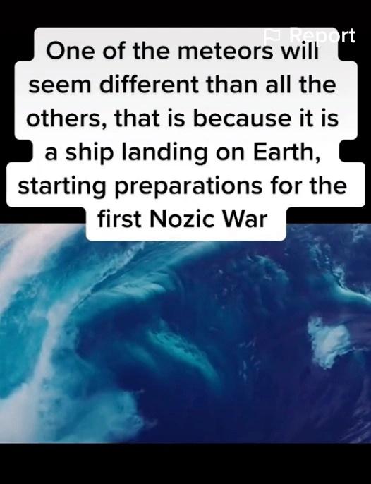یک کاربر تیک تاکی که خود را مسافر زمان معرفی کرده می گوید امروزه موجودات فضایی برای جنگ به زمین خواهند آمد