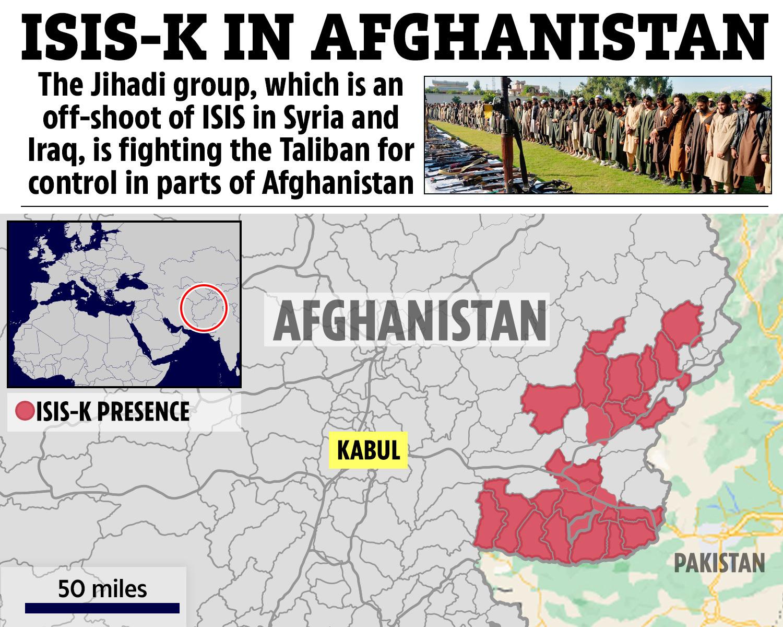 دولت اسلامی خراسان یا شاخه خراسان داعش مسئولیت حمله انتحاری فرودگاه کابل که به مرگ بیش از 70 نفر انجامید را بر عهده گرفته است.