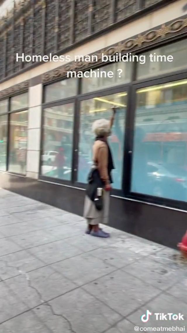 یک کاربر تیک تاک ویدیوهای متعددی را به اشتراک گذاشته و مدعی شده است که این ویدیوها سفر در زمان را ثابت می کنند