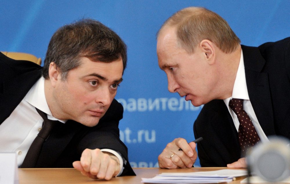 ولادیسلاو سورکوف نامی در سیاست روسیه و جهان است که با القابی مانند راسپوتین پوتین، کاردینال خاکستری کرملین و عروسک گردان شناخته می شود