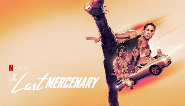 از بسیاری از جهات، اکشن- کمدی فرانسوی The Last Mercenary شبیه یک فیلم متعلق به گذشته باشکوه بازیگر نقش اصلی خود است.