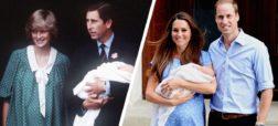 ۱۰ قانون خاندان سلطنتی انگلیس درباره نوزادان این خانواده