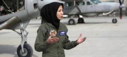 صفیه فیروزی کیست؟ آیا دومین زن خلبان افغانستان سنگسار شده است؟