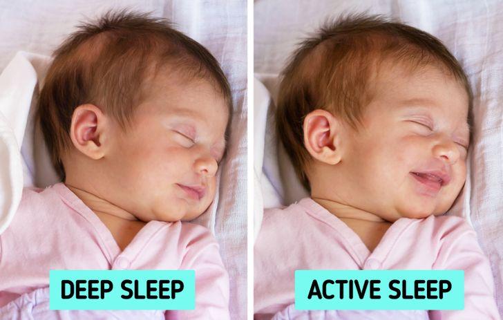 لبخند زدن کودکان اما بیشتر در زمان خواب رخ می دهد. اکنون سوال این است که آیا کودکان واقعاً خواب می بینند؟