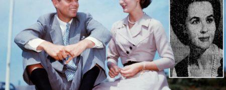 زن ۸۳ ساله ای که سال ها با جان اف کندی، رئیس جمهور سابق ایالات متحده رابطه داشت