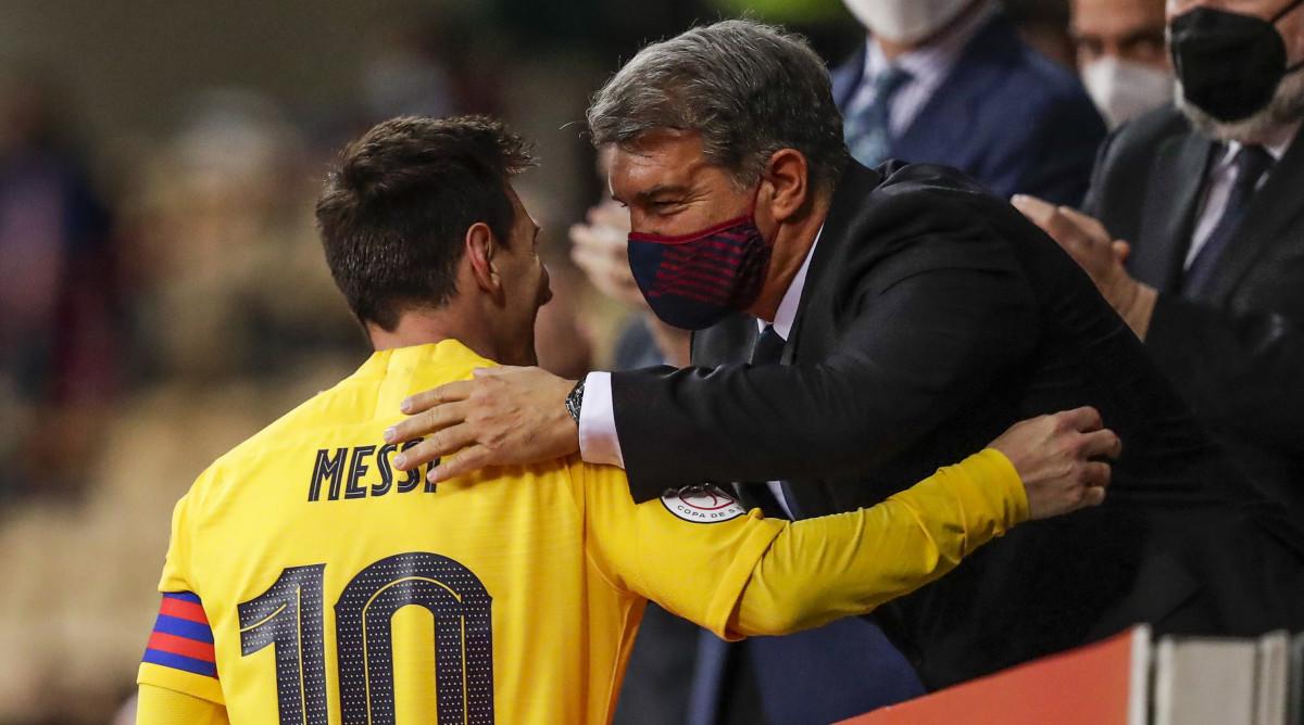 قوانین مالی لالیگا امکان تمدید قرارداد با لیونل مسی را به مدیران بارسلونا نمی دهد، حتی در شرایطی که او دستمزد خود را کاهش داده بود.
