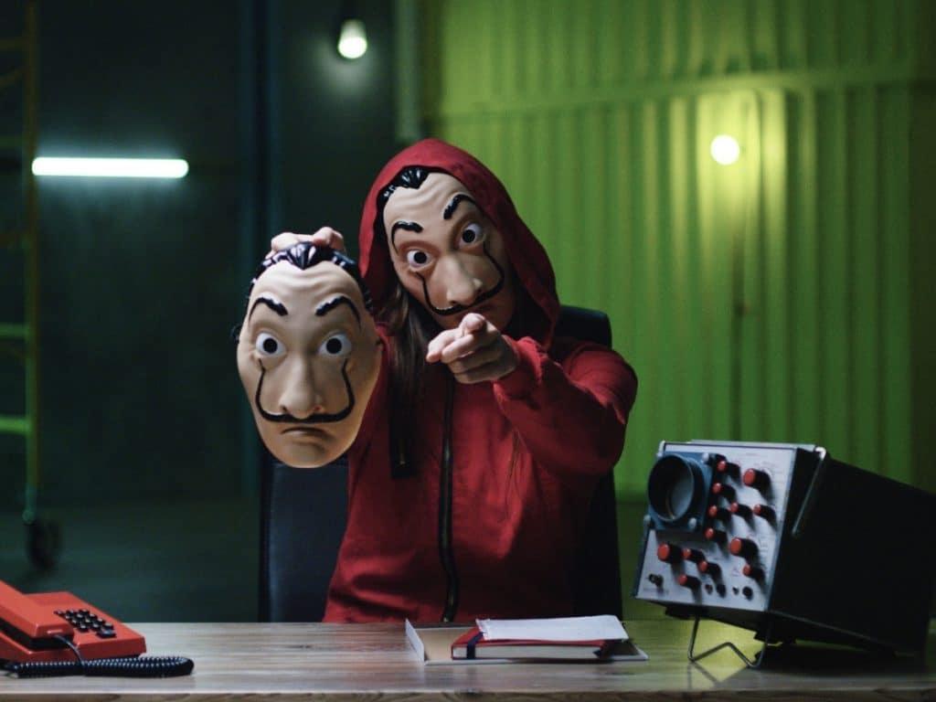 با Money Heist: The Experience امکان تجربه سرقت برای طرفداران سریال فراهم شد