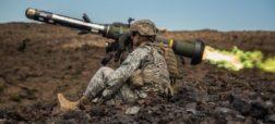 وزیر دفاع روسیه: ۱۰۰ قبضه موشک پیشرفته ضد تانک جاولین به دست طالبان افتاده است