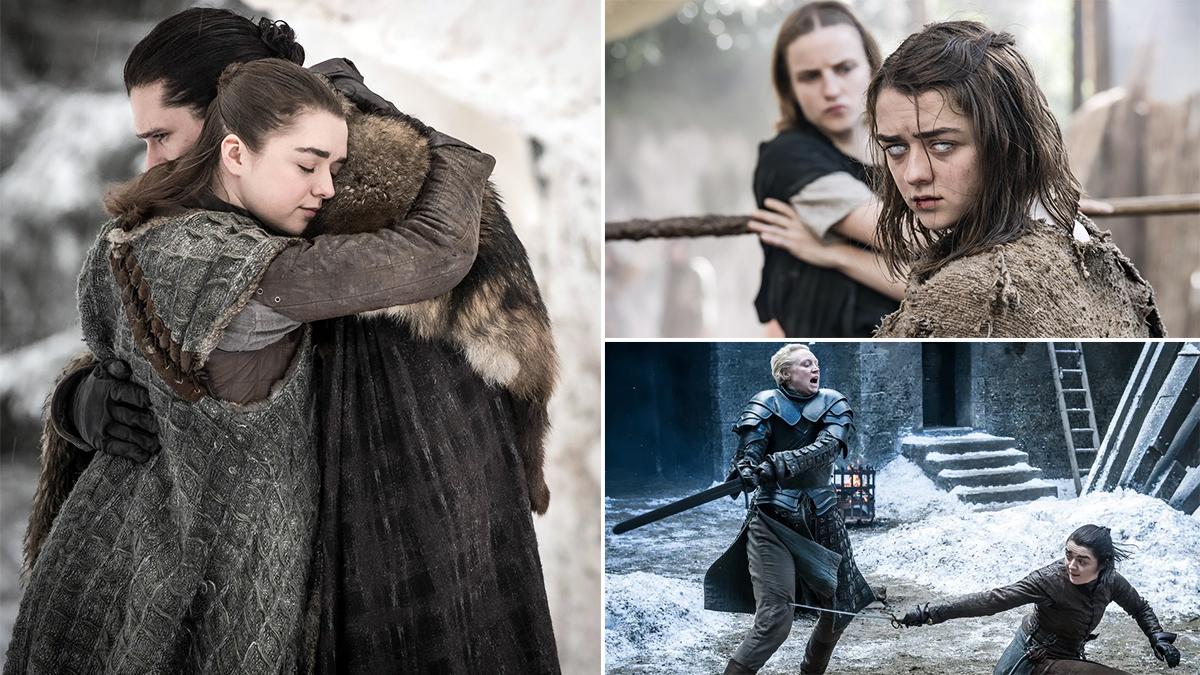 آریا استارک (با بازی مایسی ویلیامز) یک شخصیت مونث با رفتارهای پسرانه بود که یکی از محبوب ترین شخصیت های سریال Game of Thrones