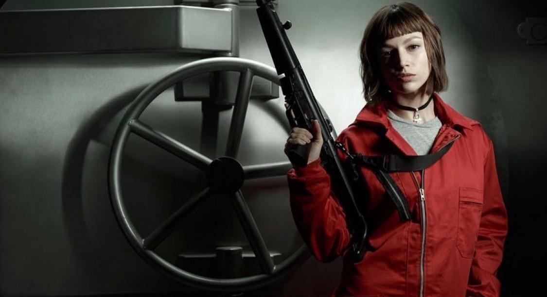 اورسولا کوربرو بازیگر نقش توکیو در سریال جنایی Money Heist می گوید که هر سکانسی از فصل پنجم و پایانی این سریال او را به گریه انداخته است.