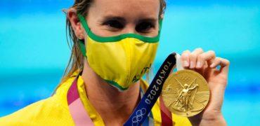 شناگر زن استرالیایی 7 مدال کسب کرد