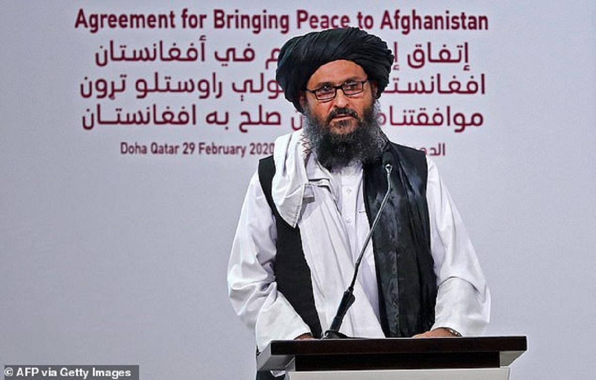 طالبان شایعه مرگ ملا عبدالغنی برادر را رد کرد + فایل صوتی