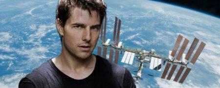 روسیه رویای ساخت اولین فیلم سینمایی در فضا را از تام کروز گرفت