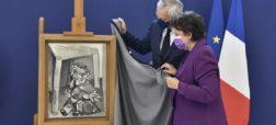 اهدای ۹ اثر از پابلو پیکاسو توسط دخترش به دولت فرانسه برای تسویه مالیات بر ارث
