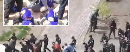 انجام آزمایشات سری بر روی مسلمانان اویغور توسط چین