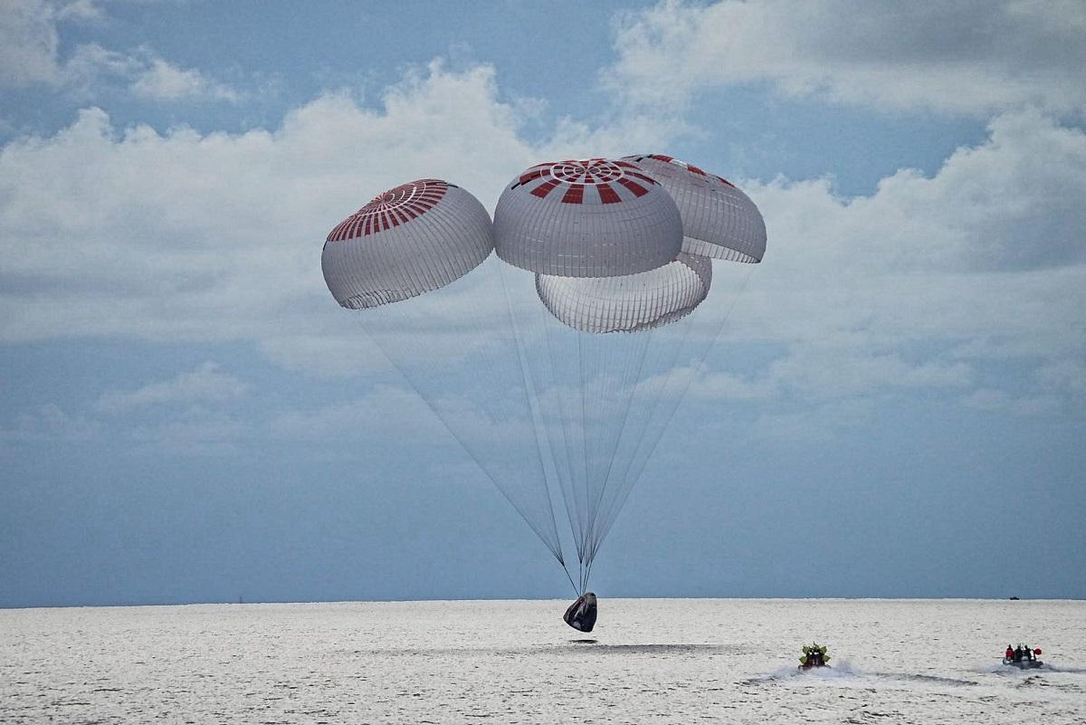 اولین سفر توریستی به مدار زمین