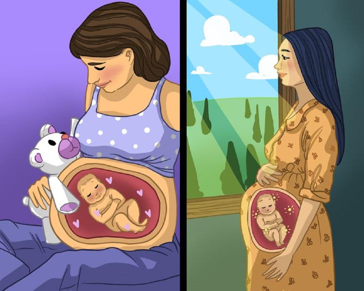 آموزش به جنین