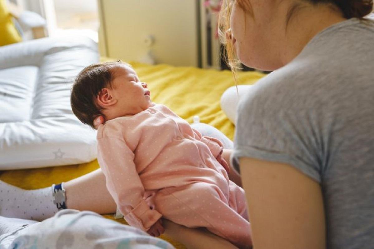 تنفس نوزاد