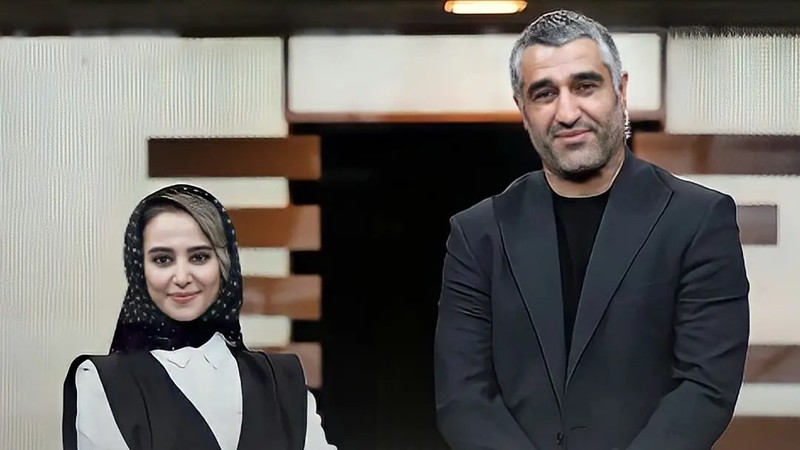 سانسور الناز حبیبی در برنامه پیشگو و انتقاد تند امین تارخ