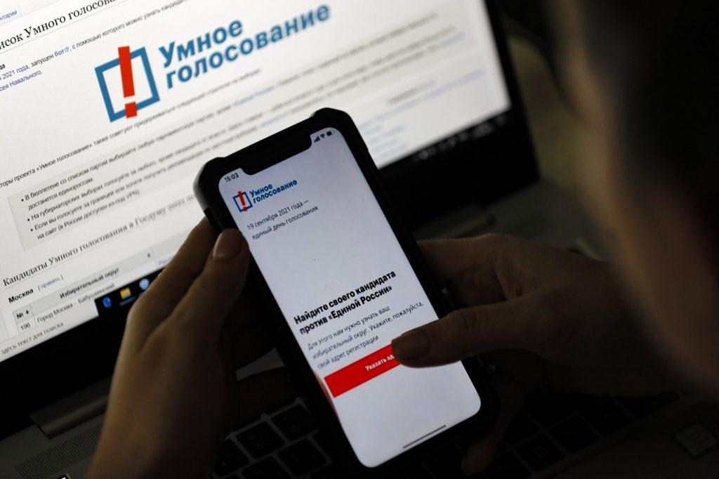 تلگرام، یوتیوب، اپل و گوگل پشت الکسی ناوالنی را در انتخابات پارلمان روسیه خالی کردند