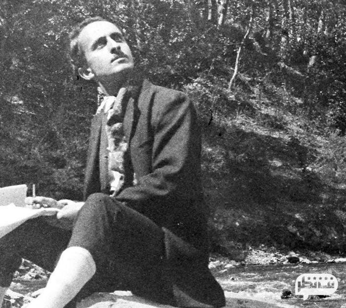 متن نامه عاشقانه ای که نیما یوشیج پدر شعر نو فارسی و شاعر مشهور مازندرانی خطاب به همسرش عالیه جهانگیر نوشته است