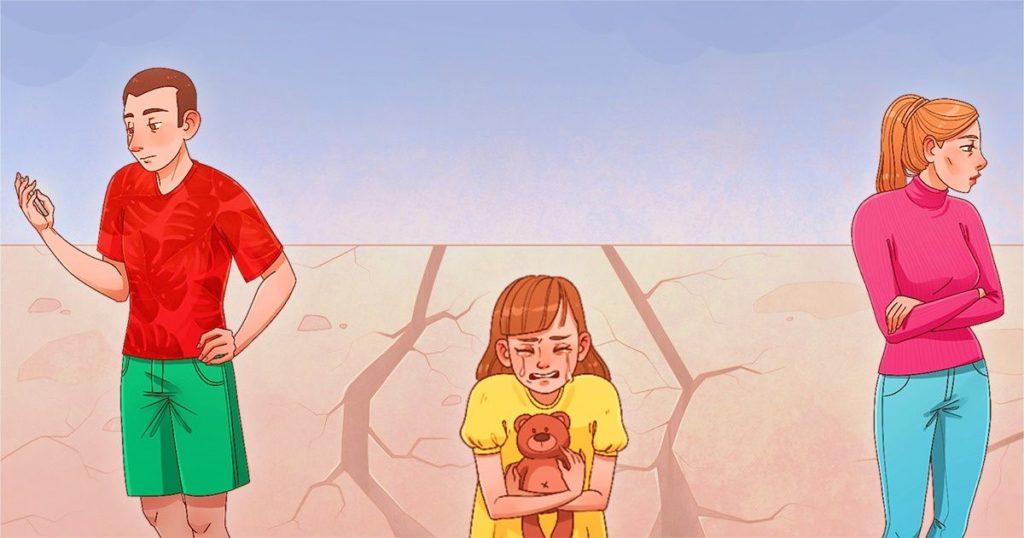 این نشانه ها می گوید والدین تان رشد عاطفی نداشته اند