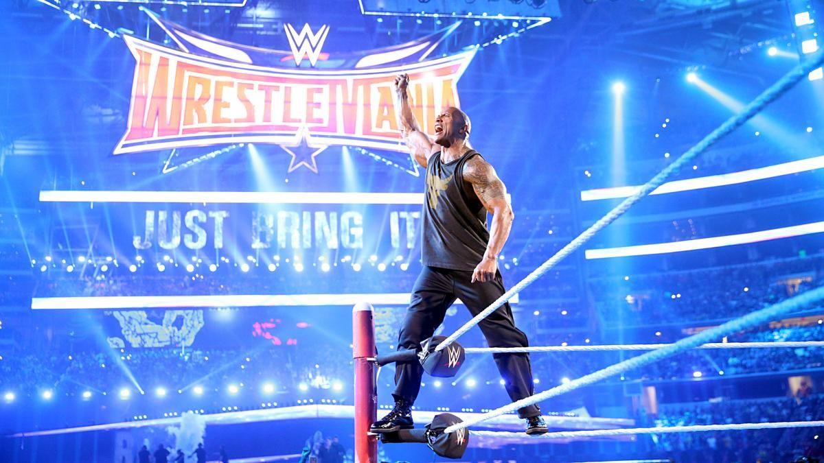 دواین جانسون مدت هاست که دنیای کشتی کج و WWE را برای یک حرفه جدید و به عنوان یک بازیگر سرشناس در هالیوود رها کرده است.
