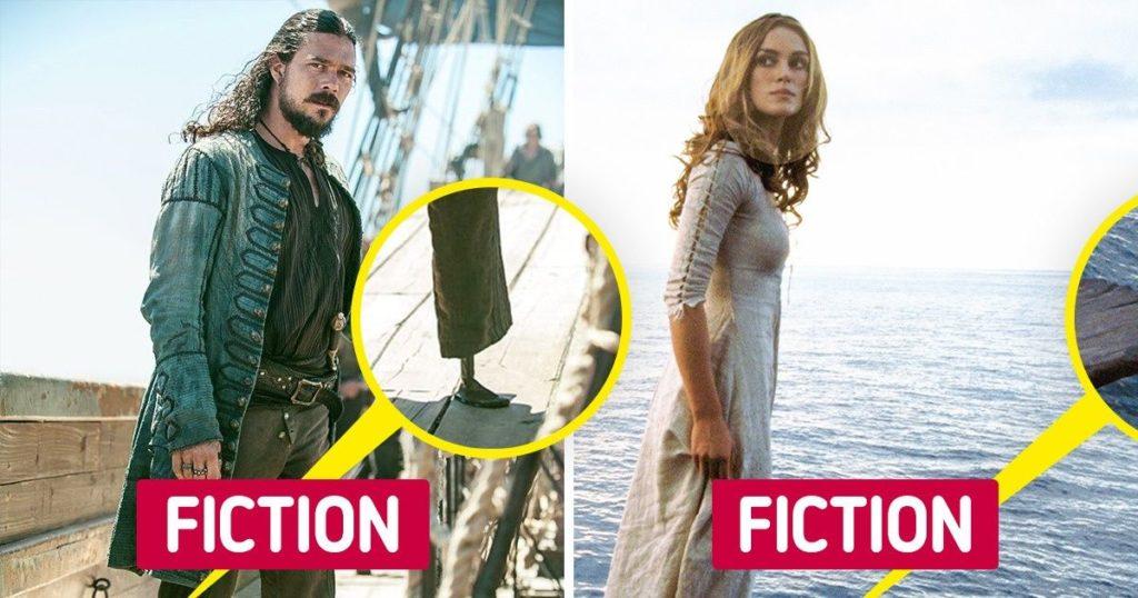 دزدان دریایی و باورهای غلط درباره آنها که به واسطه فیلم های هالیوودی شکل گرفته