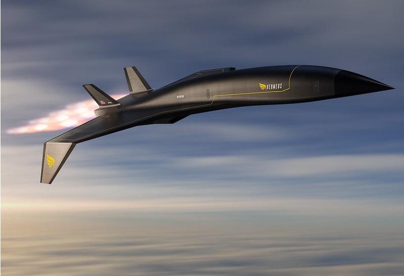 Hermeus استارتاپی که می خواهد سریع ترین هواپیمای مافوق صوت جهان را بسازد