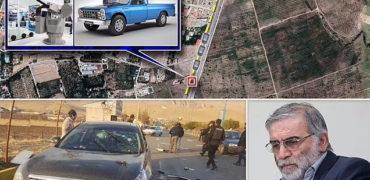 جزییات کامل روزنامه نیویورک تایمز از چگونگی ترور شهید محسن فخری زاده توسط موساد
